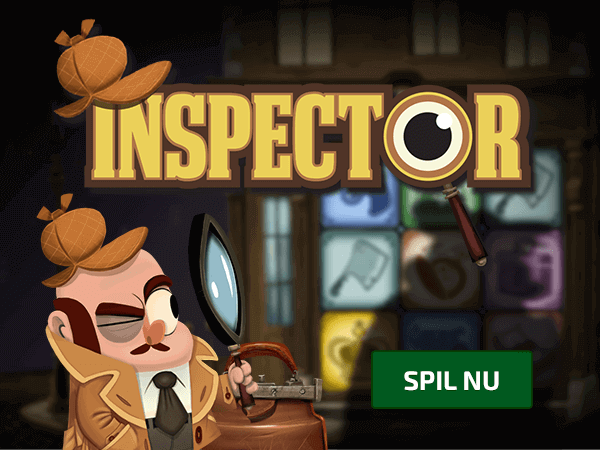 Ny Inspector spilleautomat