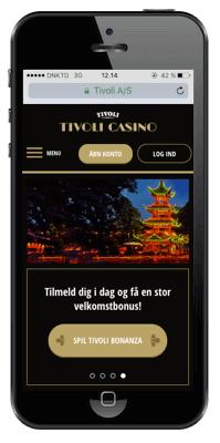 Tivoli Casino mobil Iphone