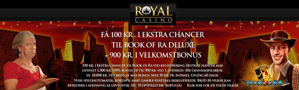 Royal Casino bonus
